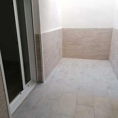 Reforma completa patio interior