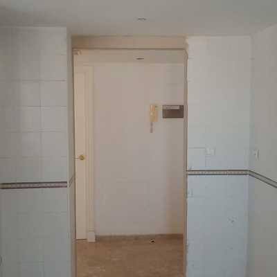 Foto antes de reformar un piso