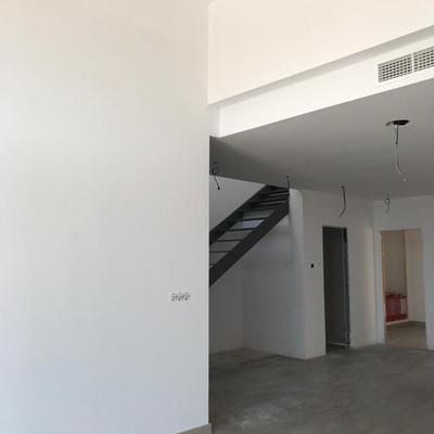 Pintada de escalera y paredes