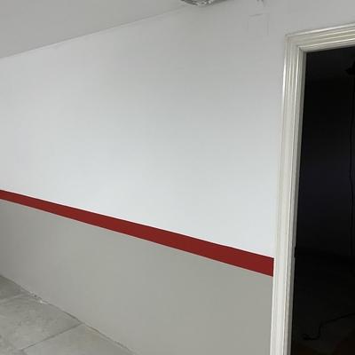 Pintura de garaje.