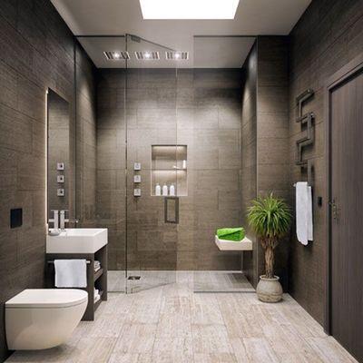baño ducha incorporada
