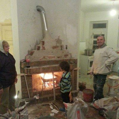 Probar la cheminea