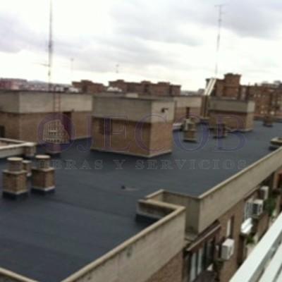 Impermeabilizaciones en Madrid