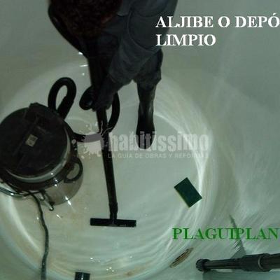 Control Plagas, Desinfección, Limpieza
