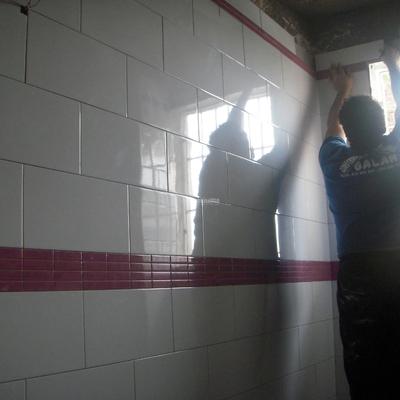 Reforma integral de cuarto de baño