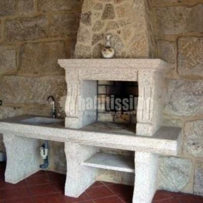 Calefacción, Artesanía Piedra