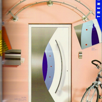 Puertas, Escaleras, Carpintería Aluminio