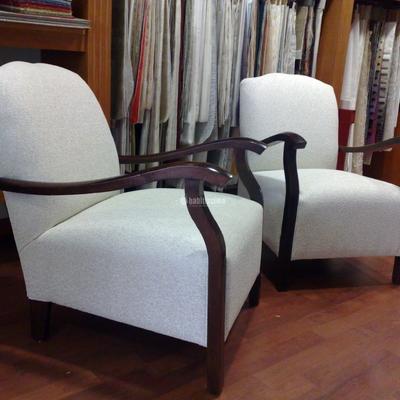 Textil, Tapicería Clasica Moderna, Cabezales Nuevos Tapizados