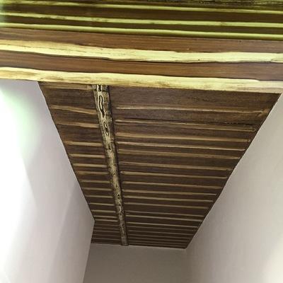 Efecto madera(resillones y vigas)