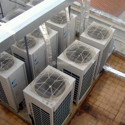 Aire Acondicionado, Electricidad, Reformas Oficinas