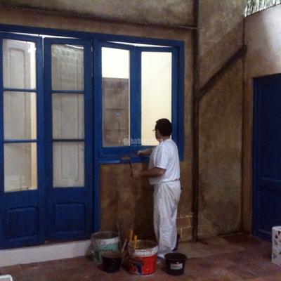 Pintores, Parquetistas, Obras Menores