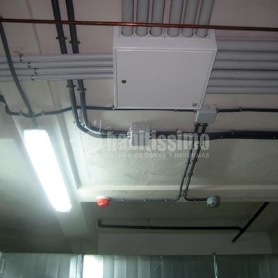 Electricistas, Incendios, Climatización