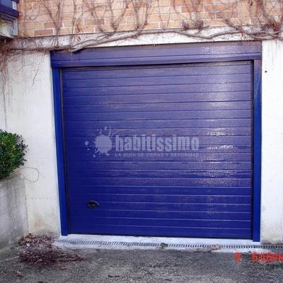 Puertas Garaje, Automatismos, Persianas Aluminio