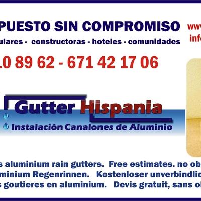 Rehabilitación Fachadas, Construcciones Reformas, Canalones