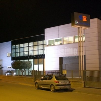 Edifici industrial Blamar