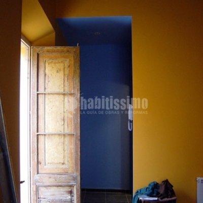 Reforma interior habitatge unifamiliar