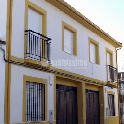 Construcción Casas, Viviendas Unifamiliares, Construcciones Reformas