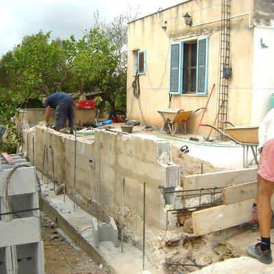Construcción Casas, Construcción Edificios, Suelos
