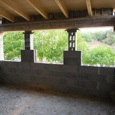 Construcción Casas, Alicatados, Azulejos