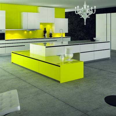 Éter - Yellow & Black 02