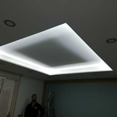 iluminacion led luz indirecta