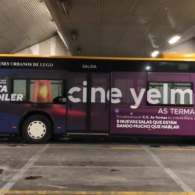 Rotulación de autobus