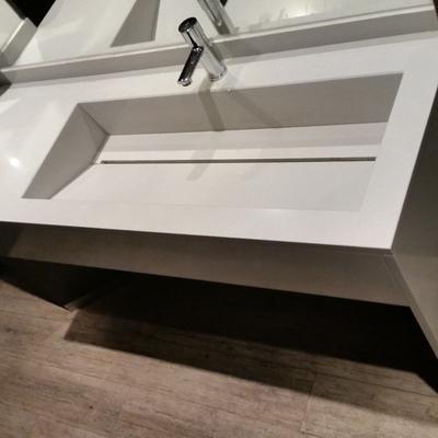 lavamanos integrado
