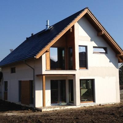 Construcción y Montaje de Casa en Madera