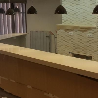Barra cafetería