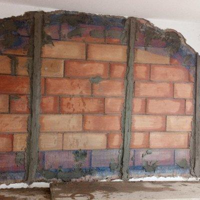 Tapado interior ventana