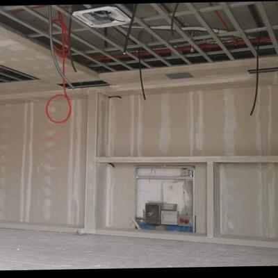 Instalación red eléctrica de viviendas