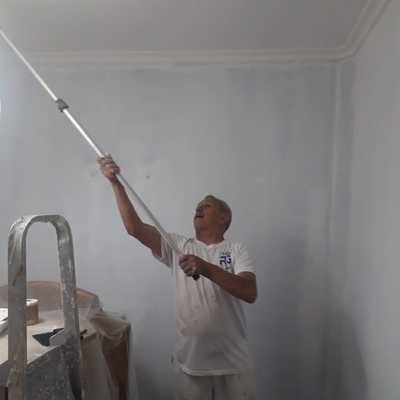 Pintura de techos
