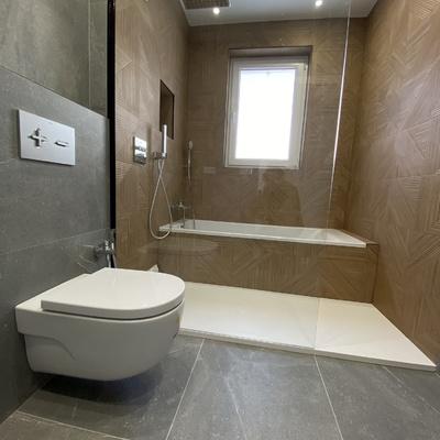 Baño en vivienda