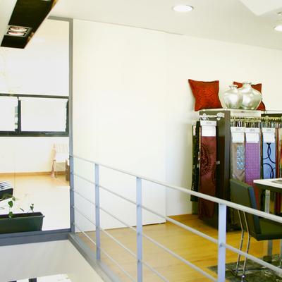 Zona de textiles Muebles Vima