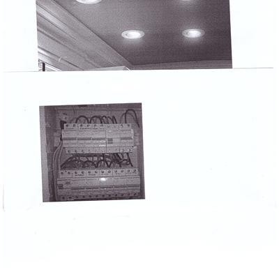 INSTALACION DE CUADROS ELÉCTRICOS Y ILUMINACIÓN