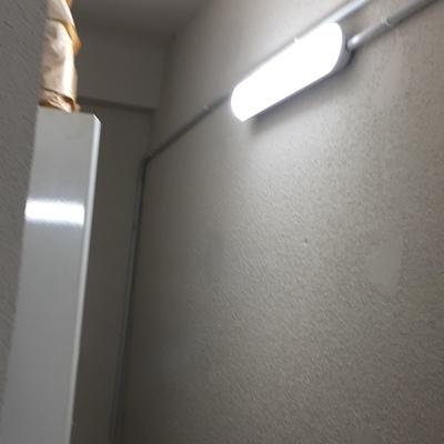 Iluminacion led trasteros y garajes
