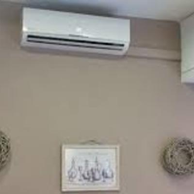 Aire acondicionado instalación basica