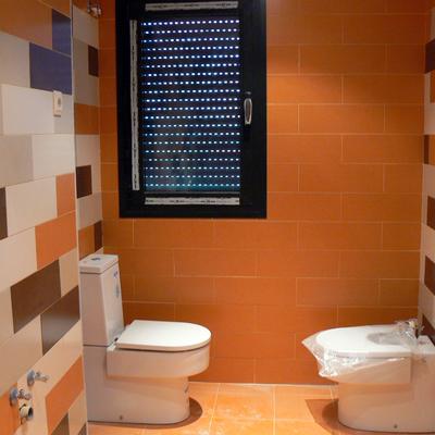 Acabado cuarto de baño