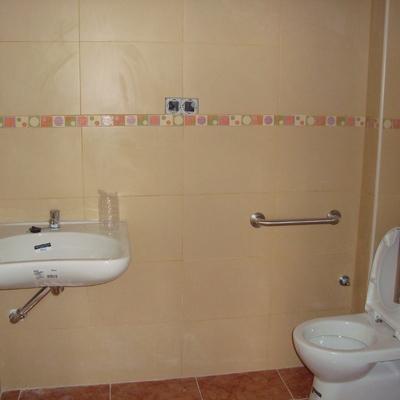 Academia baño
