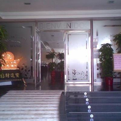 Acceso restaurante de comida asiática en Massamagrell