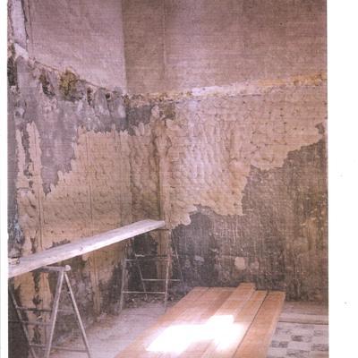 acondicionamiento de paredes