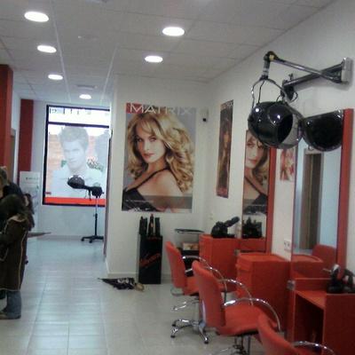 Acondicionamiento para peluqueria.