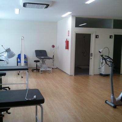 Centro fisioterapia en Málaga