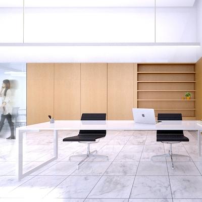 Adaptación de local comercial para oficinas.
