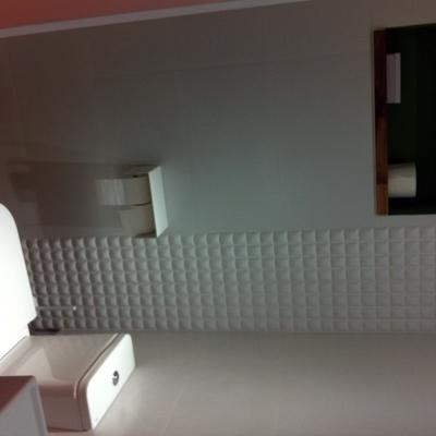 Adaptación de semi-sótano a garaje y apartamento. 10