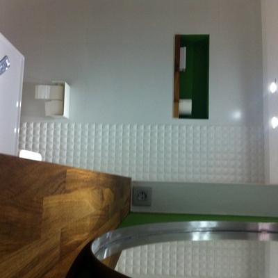Adaptación de semi-sótano a garaje y apartamento. 7