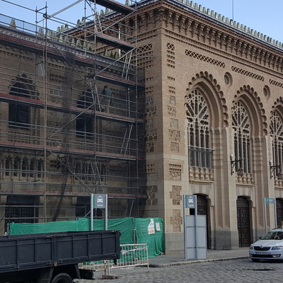 Estación Adif Toledo