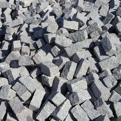Granitos romero zalamea de la serena for Adoquines de granito