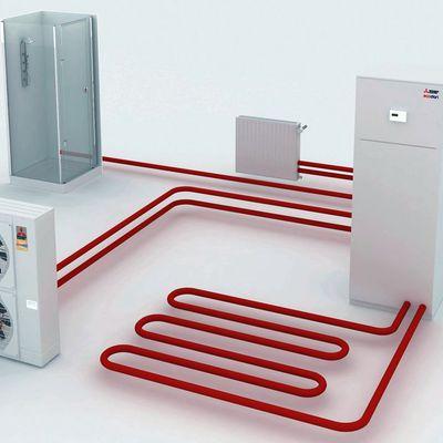 AEROTERMIA: Calefaccion y ACS