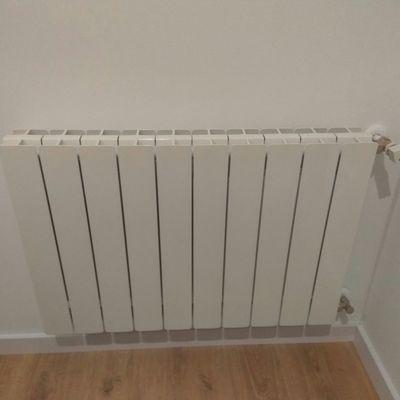 Calefacción de radiadores modelo ferroli europa